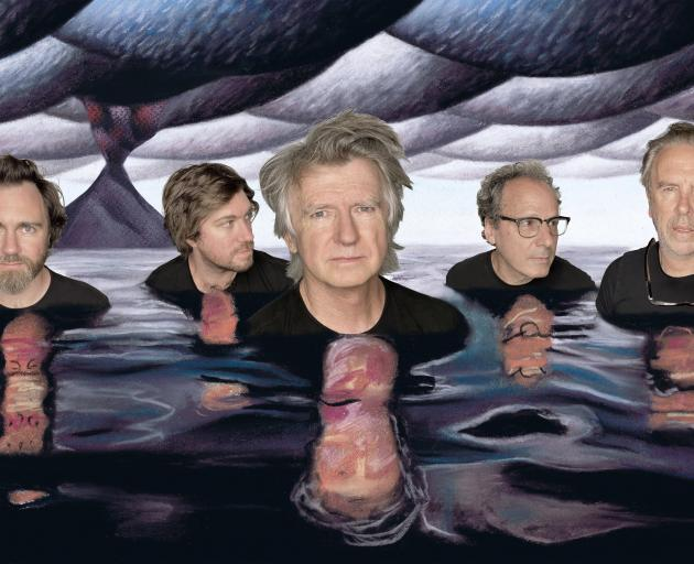 A re-formed Crowded House play the Dunedin Town Hall this Thursday night. The latest iteration of...