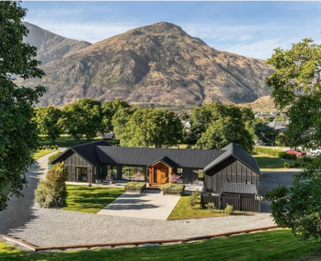 6 Crawford Place, in Lake Hayes, Queenstown sold under the hammer for $2.306 million. Photo:...