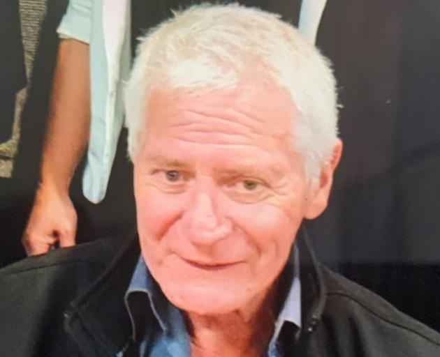 Raymond Horn went missing from his rest-home on February 15. Photo: supplied