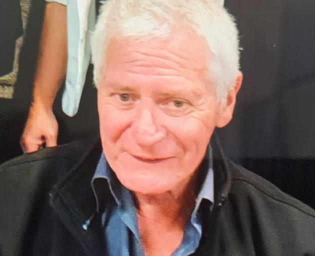 Missing Invercargill man Raymond Horn, who has not been seen since Monday. PHOTO: SUPPLIED