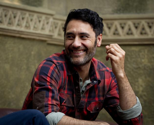 Kiwi film director Taika Waititi has been included in this year's list of nominees for the NZ Quote of the Year. Photo: NZ Herald