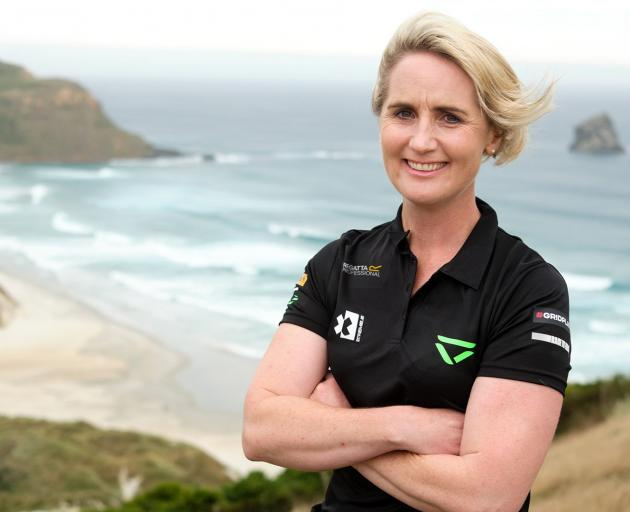 Dunedin rally driver Emma Gilmour. Photos: Supplied