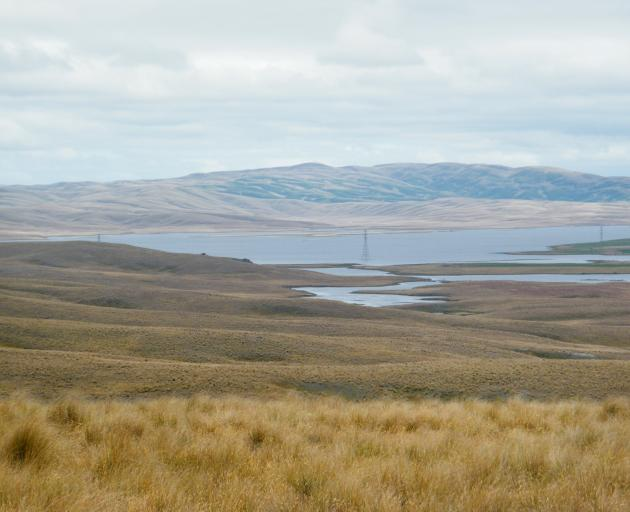 Lake Onslow, in Central Otago. Photo: Supplied