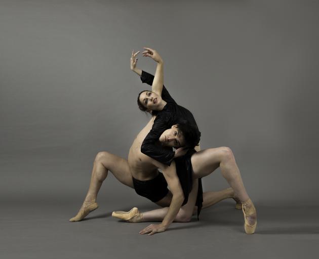 Subtle Dances, by Ballet Collective Aotearoa. PHOTO: CELIA WALMSLEY