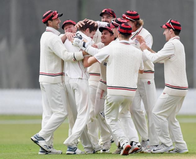 Canterbury have completed an unbeaten Plunket Shield campaign. Photo: Getty Images