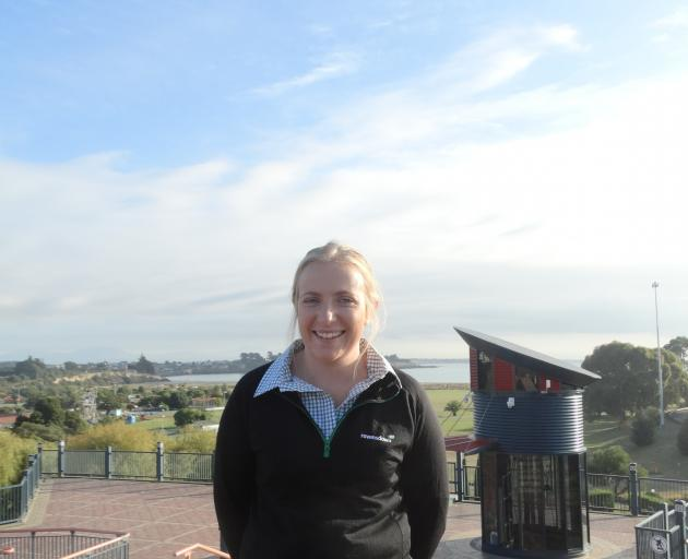 Ravensdown agri-manager Hannah Wallace grew up in a family of farmers in the Waikato and now...