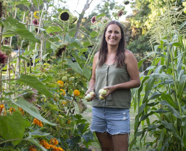 Food writer and former chef Emma Galloway. PHOTOS: SUPPLIED