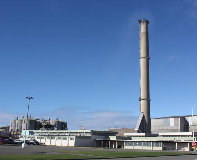 Escalating electricity costs have hurt New Zealand Aluminium Smelters' profit. Photo: ODT files.
