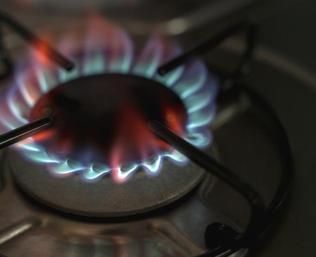 A man has been taken to hospital after his shirt caught fire while he was using a gas hob.  Photo: Getty Images