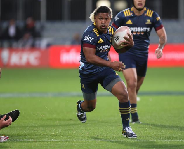 Folau Fakatava is one of over half a dozen Highlanders players out for the rest of the season....