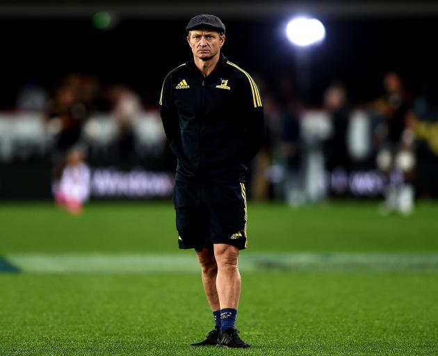 Highlanders coach Tony Brown has lamented the side's missed opportunities in Saturday's loss to...