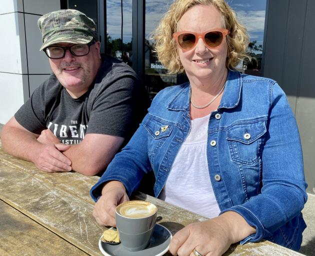 Mel Eddy only developed a taste for coffee when she visited Vietnam with her husband Perri...