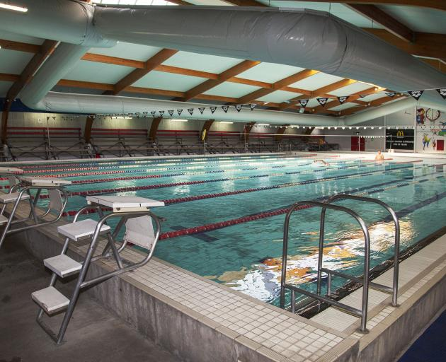 The Wharenui Pool. Photo: Geoff Sloan