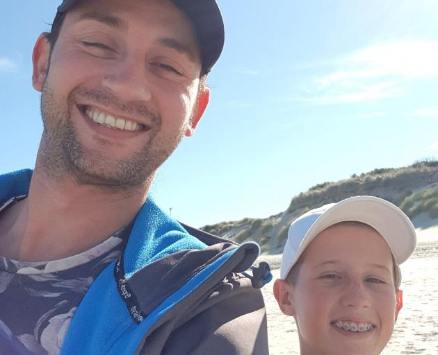 Former Dunedin man Adam Pope, who moved to New South Wales in January 2020, is looking forward to...