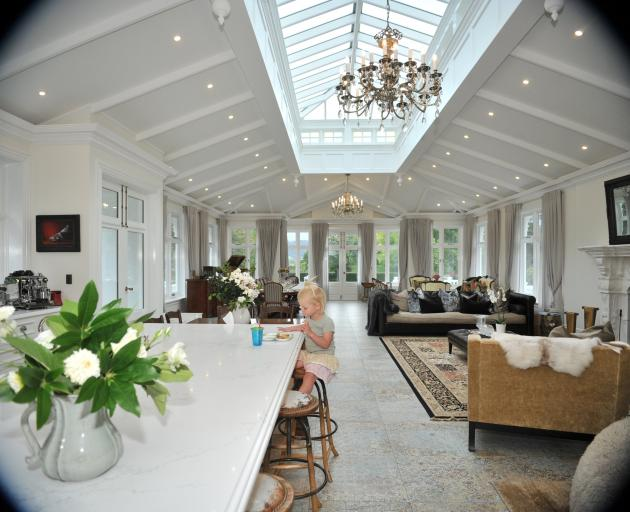The owners wanted the conservatory extension to look like it was added around 1930, not 2020. The...