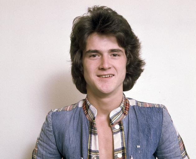 Les McKeown. Photo: Getty Images