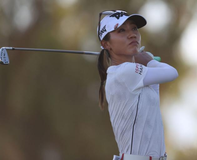 Lydia Ko played a superb final round at the ANA Inspiration. Photo: Getty Images