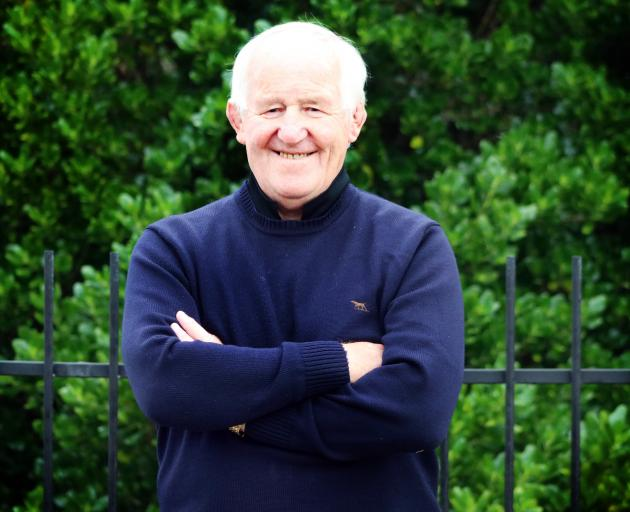 New North Otago union life member Paddy Ford. PHOTO: KAYLA HODGE