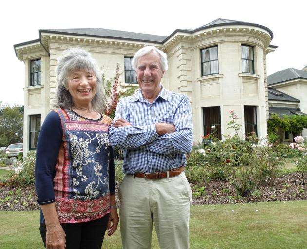 Having spent the past 48 years as custodians of the historic Totara Estate homestead, Carol and...