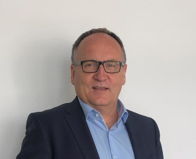 Onno Mulder is the new chief executive of SIT. Photo: Supplied