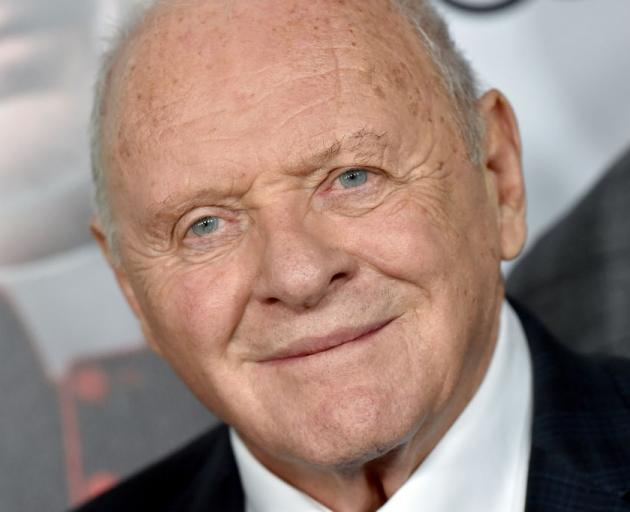 "Anthony Hopkins won for his heart-wrenching performance as a man with dementia in ""The Father.""..."