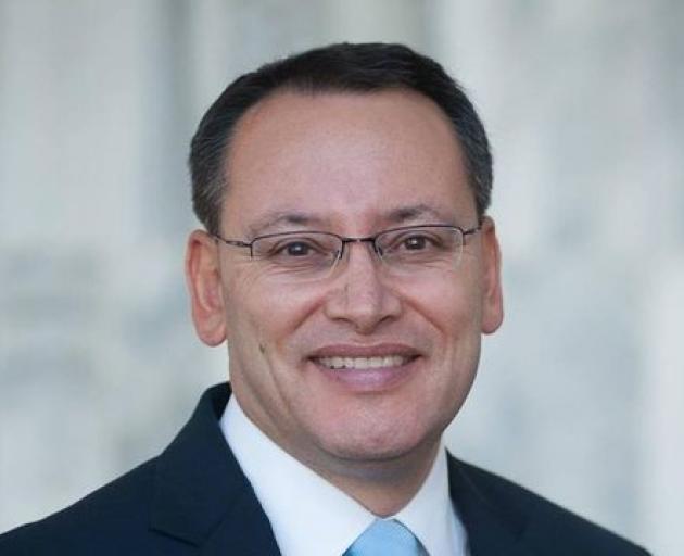 National MP Shane Reti. Photo: supplied