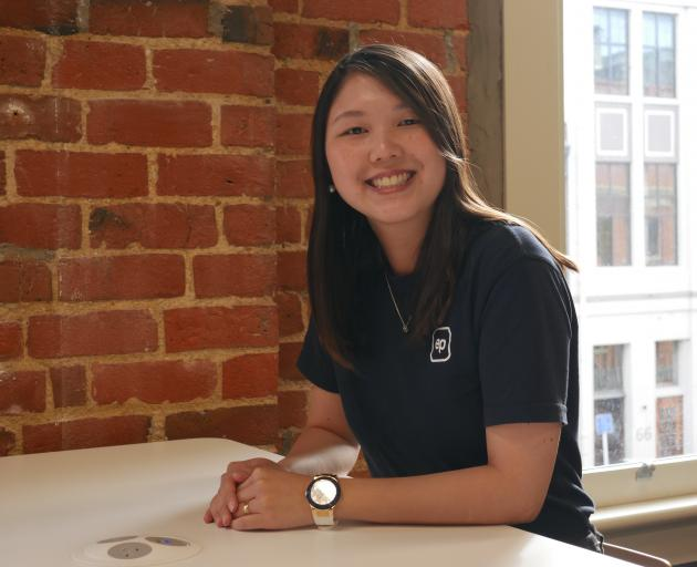 Monica Munakata got a job at Education Perfect after taking an interest in the company at the...
