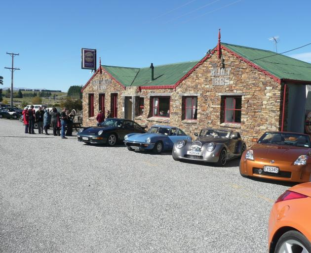 The big skies and beautiful scenery of Central Otago have attracted hundreds of classic car...