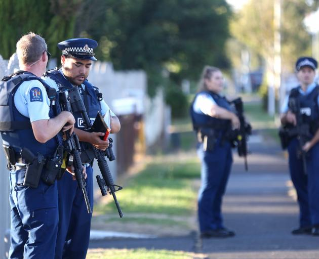 Public servants, such as police are free to  make decisions about their employment. PHOTO: GETTY...