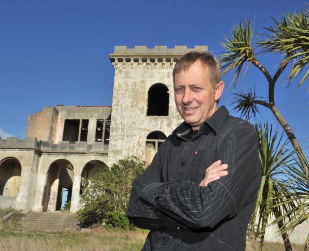 Cargill's Castle Trust chairman Steven De Graaf has received resource consent to begin...