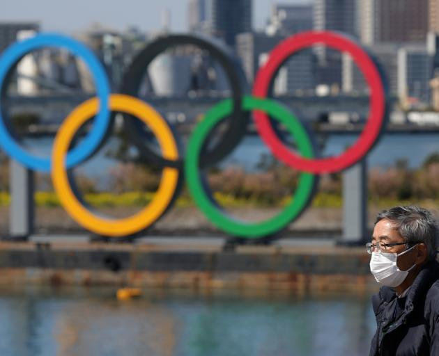 """The Games would be """"scrapped"""" if they could not take place in 2021, Tokyo 2020 president Yoshiro..."""