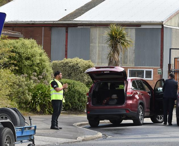Customs staff searched Paul Clarke's Kaikorai business in November 2019 to unravel a long...