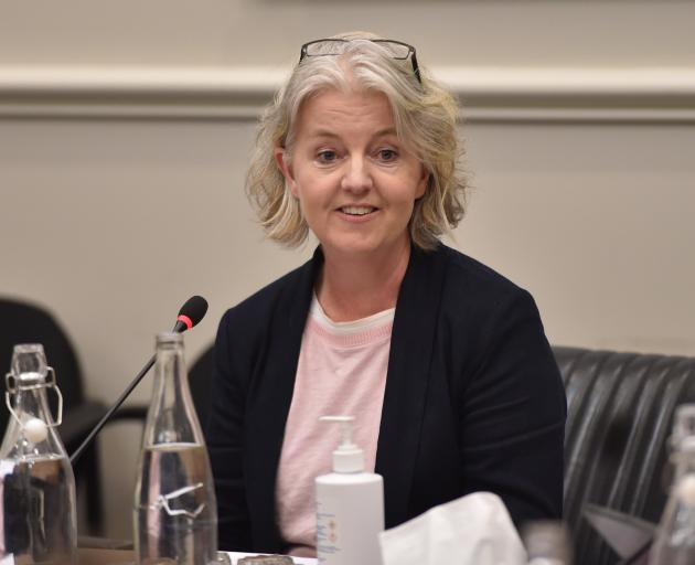 Federated Farmers representative Eleanor Linscott makes the case for changes to the Dunedin City...