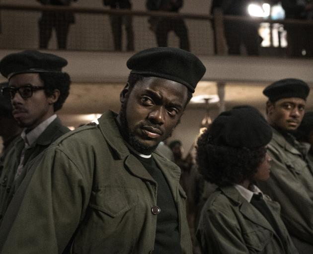Daniel Kaluuya as chairman Fred Hampton in Judas and the Black Messiah. PHOTO: WARNER BROS/TNS