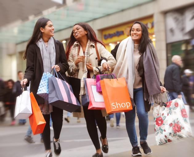 Think about buying less to waste less, says personal stylist Hannah Checkley. PHOTOS: GETTY IMAGES