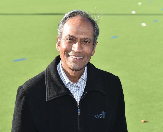 John Daniel has been elected to the board of Hockey New Zealand. PHOTO: GREGOR RICHARDSON