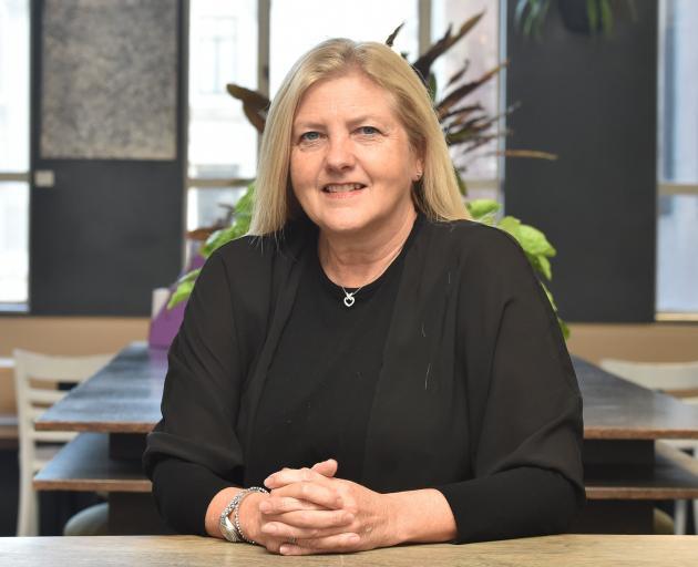 The a2 Milk Company deputy chairwoman Julia Hoare was in Dunedin this week speaking to the Otago...