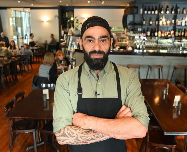 Nova chef Kane Bambery. Photos: Craig Baxter