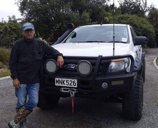 Oamaru man Russell Bryant has been found safe in Springs Junction, after being reported missing...