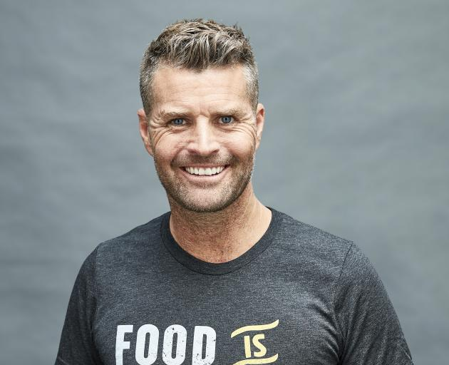 Controversial Aussie chef Pete Evans. Photo: supplied