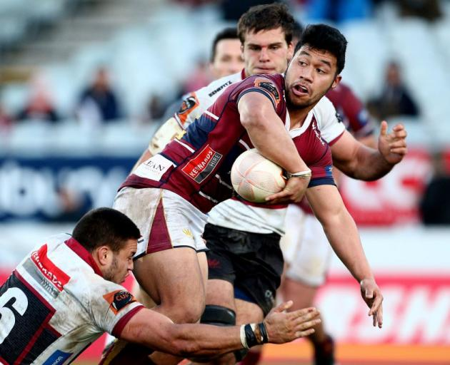 Ray Nu'u in action for Southland. Photo: Getty Images