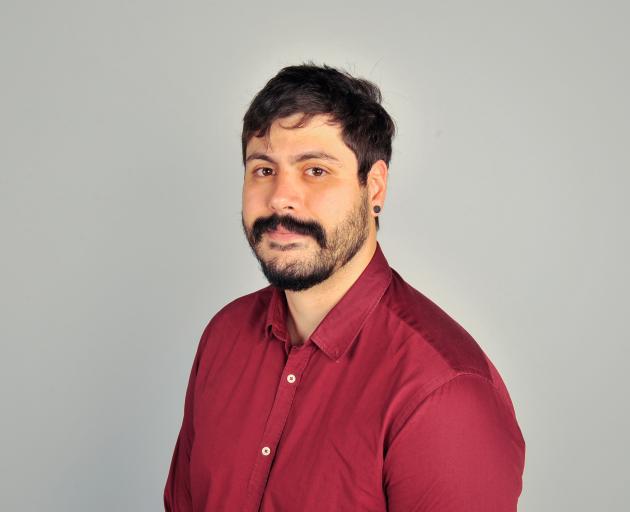PhD student Renan Lyra. Photo: Supplied