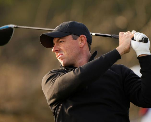 Rory McIlroy plays at World Golf Championships Match Play in March. Photo: Getty Images