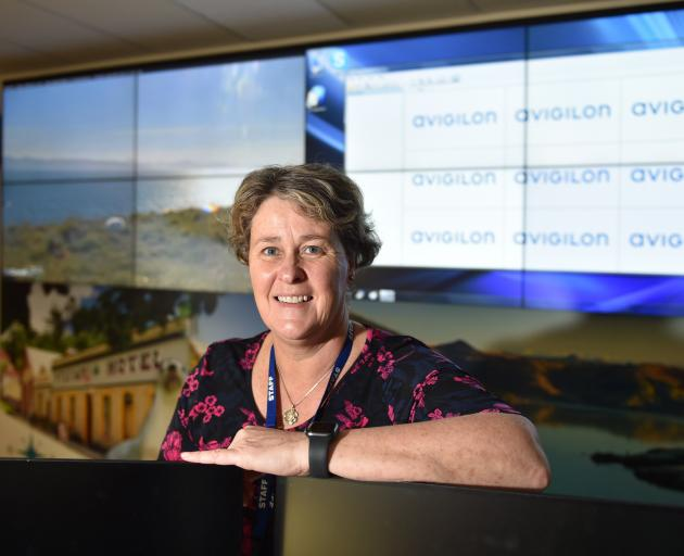 Southern CIB head Shona Low has had plenty to keep her busy in her first year in the job. PHOTO:...