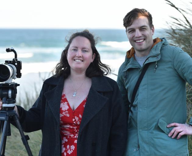 Dunedin film-making duo Tegan Good and Thomas Neunzerling have won an International Wildlife Film...