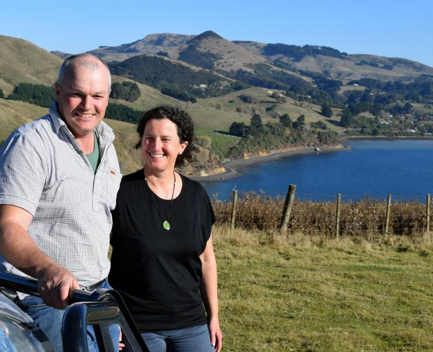 Sheep and beef farmers Brendon and Paula Cross, of Portobello, are changing the way thet farming...
