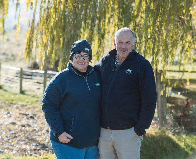 Limehills Herefords owners Gray and Robyn Pannett, of Millers Flat, have been breeding Herefords...