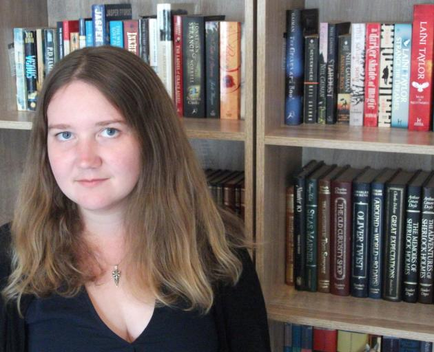 Wellington author Hannah parry will be a featured author in the Dunedin Writers & Readers...