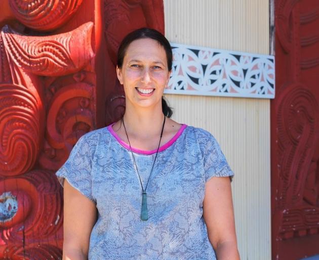 Co-editor of Nga Kete Matauranga, Maori Scholars at the Research Interface Jacinta Ruru will...