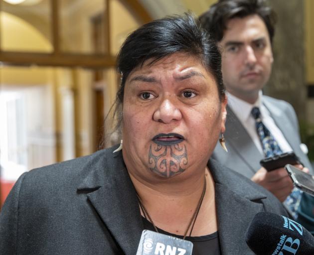 Foreign Affairs Minister Nanaia Mahuta. Photo: NZ Herald